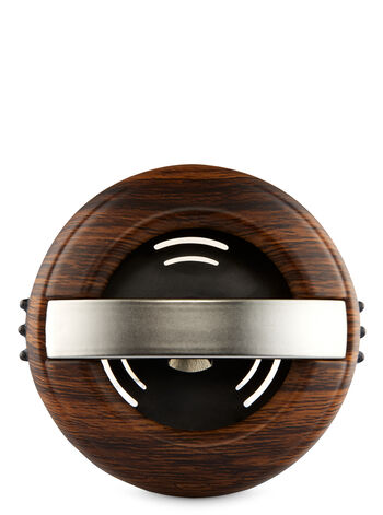 Wood Decal Vent Clip Scentportable Holder