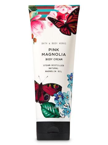 Pink Magnolia Body Cream - Bath And Body Works