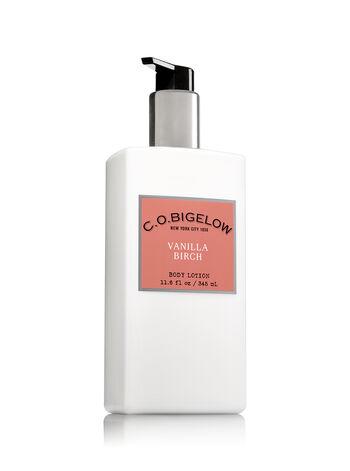 C.O. Bigelow Vanilla Birch Body Lotion - Bath And Body Works