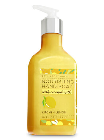 Kitchen Lemon Nourishing Hand Soap - Bath And Body Works
