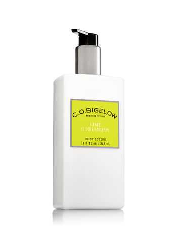 C.O. Bigelow Lime Coriander Body Lotion - Bath And Body Works
