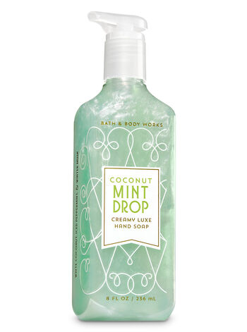 Coconut Mint Drop Creamy Luxe Hand Soap - Bath And Body Works