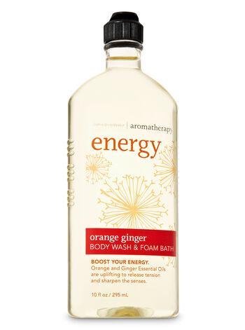 Aromatherapy Orange Ginger Body Wash & Foam Bath - Bath And Body Works