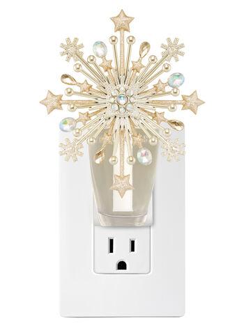 Jeweled Burst Nightlight Wallflowers Fragrance Plug
