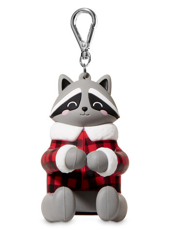 Russel the Racoon Hand Cream & PocketBac Holder