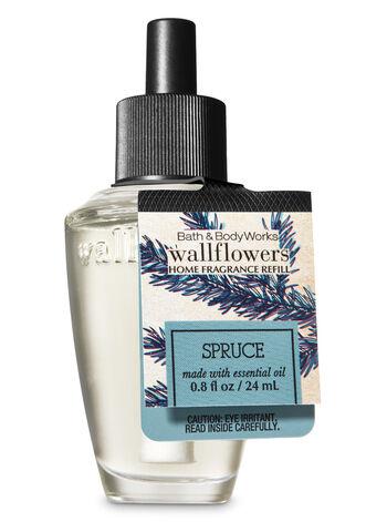 Spruce Wallflowers Fragrance Refill - Bath And Body Works