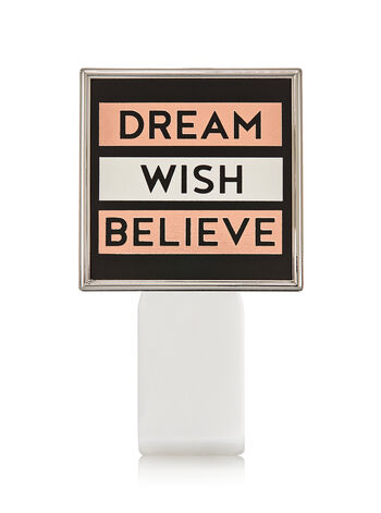 Dream Wish Believe Wallflowers Fragrance Plug