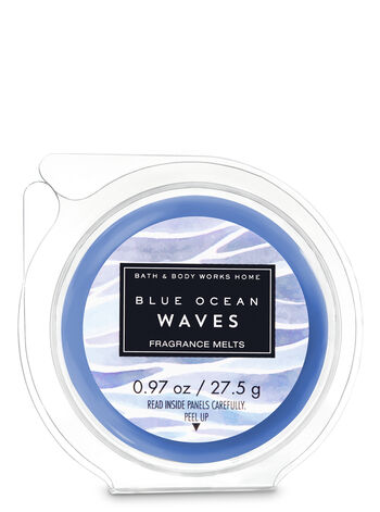 Blue Ocean Waves Fragrance Melt - Bath And Body Works