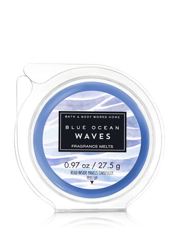 Blue Ocean Waves Fragrance Melt - Bath And Body Works