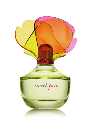 Signature Collection Sweet Pea Eau de Toilette - Bath And Body Works