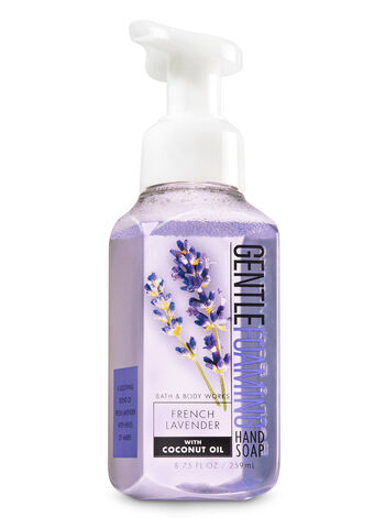 French Lavender Gentle Foaming Hand Soap Bath Amp Body Works