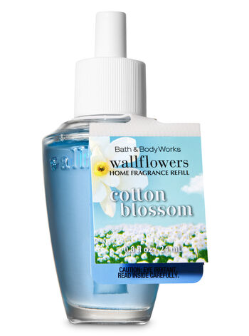 Cotton Blossom Wallflowers Fragrance Refill - Bath And Body Works