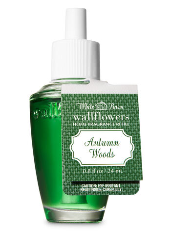Autumn Woods Wallflowers Fragrance Refill - Bath And Body Works