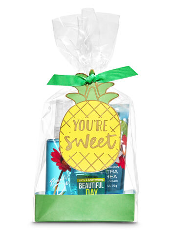 Beautiful Day You're Sweet Mini Gift Set