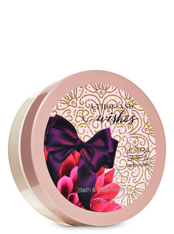 Signature Collection A Thousand Wishes Ultra Shea Body Butter - Bath And Body Works