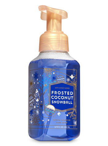 Frosted Coconut Snowball Gentle Foaming Hand Soap - Bath And Body Works