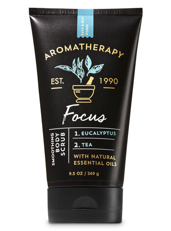 Aromatherapy Eucalyptus & Tea Smoothing Body Scrub - Bath And Body Works