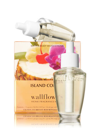 Island Colada Wallflowers 2-Pack Refills - Bath And Body Works