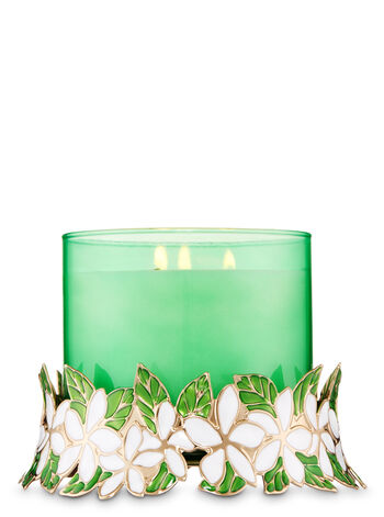 Flower Crown 3-Wick Candle Holder - Bath And Body Works