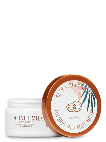 Coconut Milk Body Butter - Bath And Body Works