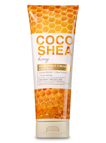 Signature Collection CocoShea Honey Body Wash - Bath And Body Works