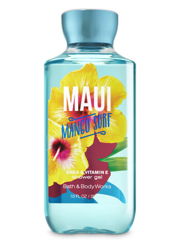 Signature Collection Maui Mango Surf Shower Gel - Bath And Body Works