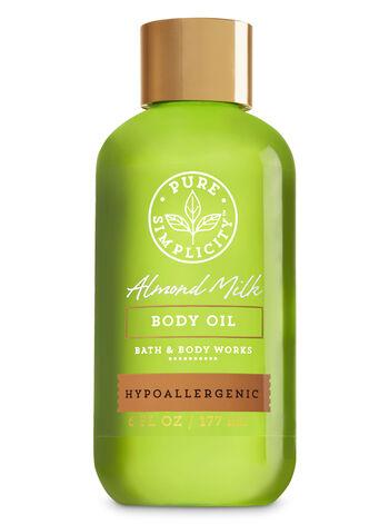 Almond Milk Body Oil - Bath And Body Works