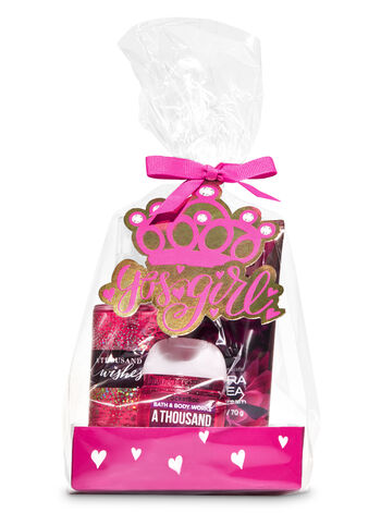 A Thousand Wishes Yes Girl Gift Set