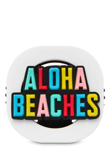 Aloha Beaches Vent Clip Scentportable Holder