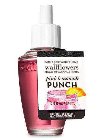Pink Lemonade Punch Wallflowers Fragrance Refill - Bath And Body Works