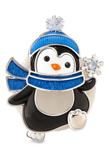 Penguin Visor Clip Scentportable Holder