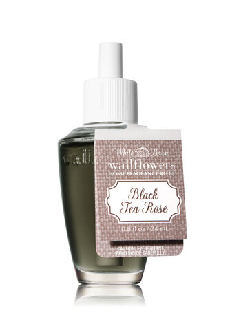 Black Tea Rose Wallflowers Fragrance Refill - Bath And Body Works