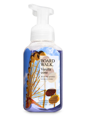 Vanilla Cone Gentle Foaming Hand Soap - Bath And Body Works