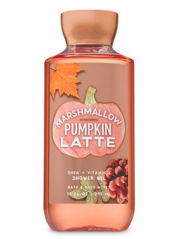 Marshmallow Pumpkin Latte Shower Gel - Bath And Body Works