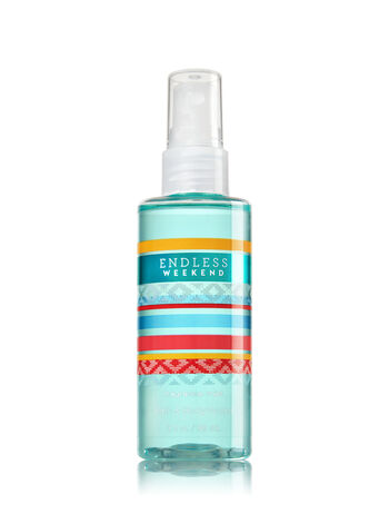Signature Collection Endless Weekend Travel Size Fine Fragrance Mist - Bath And Body Works
