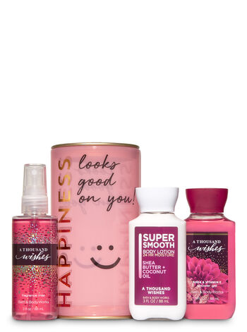 A Thousand Wishes Happiness Looks Good on You Capsule Gift Set