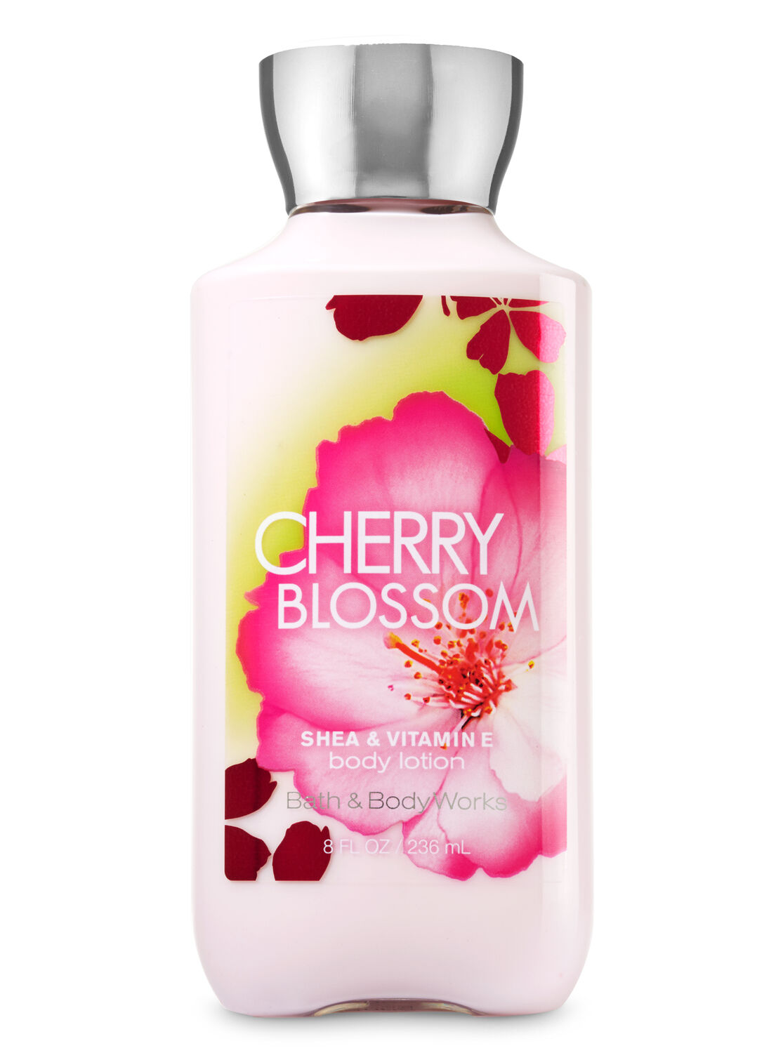 retired discontinued fragrances bath body works signature collection cherry blossom body lotion bath and body works