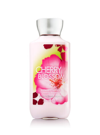 Signature Collection Cherry Blossom Body Lotion - Bath And Body Works