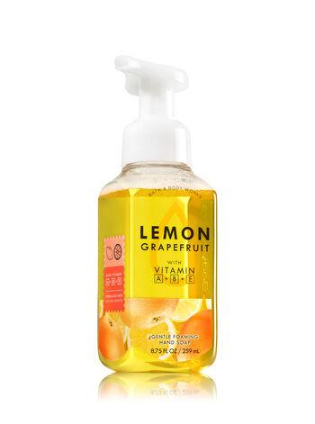 Lemon Grapefruit Gentle Foaming Hand Soap - Bath And Body Works