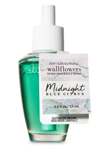 Midnight Blue Citrus Wallflowers Fragrance Refill - Bath And Body Works