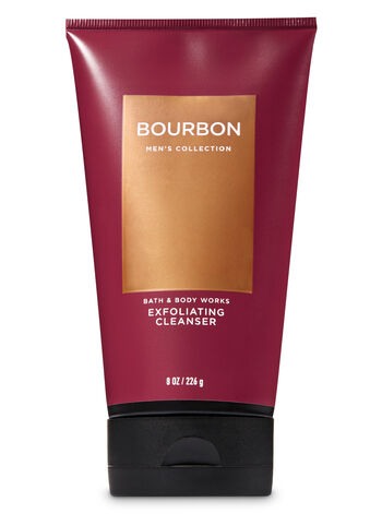 Signature Collection Bourbon Exfoliating Cleanser - Bath And Body Works