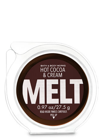 Hot Cocoa & Cream Fragrance Melt - Bath And Body Works