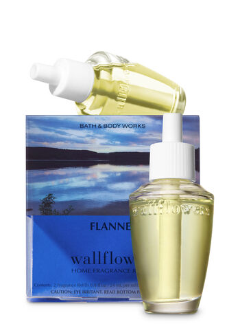 Flannel Wallflowers Refills, 2-Pack - Bath And Body Works