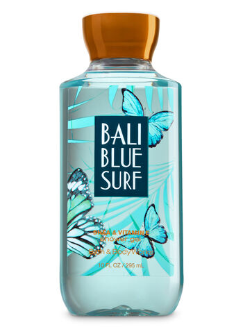 Signature Collection Bali Blue Surf Shower Gel - Bath And Body Works