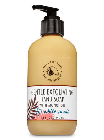 Fiji White Sands Gentle Exfoliating Hand Soap - Bath And Body Works