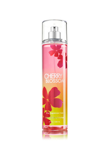 Signature Collection Cherry Blossom Fine Fragrance Mist - Bath And Body Works