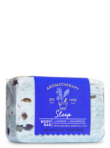 Sleep - Lavender & Cedarwood Body Bar