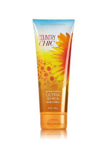 Signature Collection Country Chic Ultra Shea Body Cream - Bath And Body Works