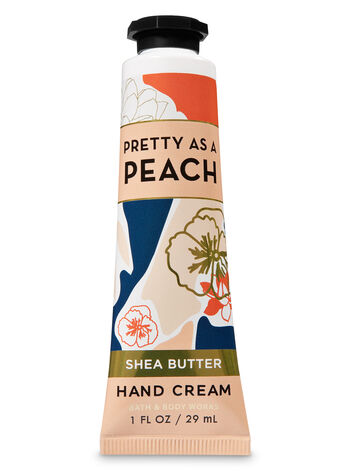Signature Collection Pretty as a Peach Hand Cream - Bath And Body Works