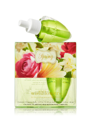Spring Wallflowers 2-Pack Refills - Bath And Body Works